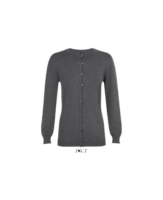 CARDIGAN FEMME COL ROND...