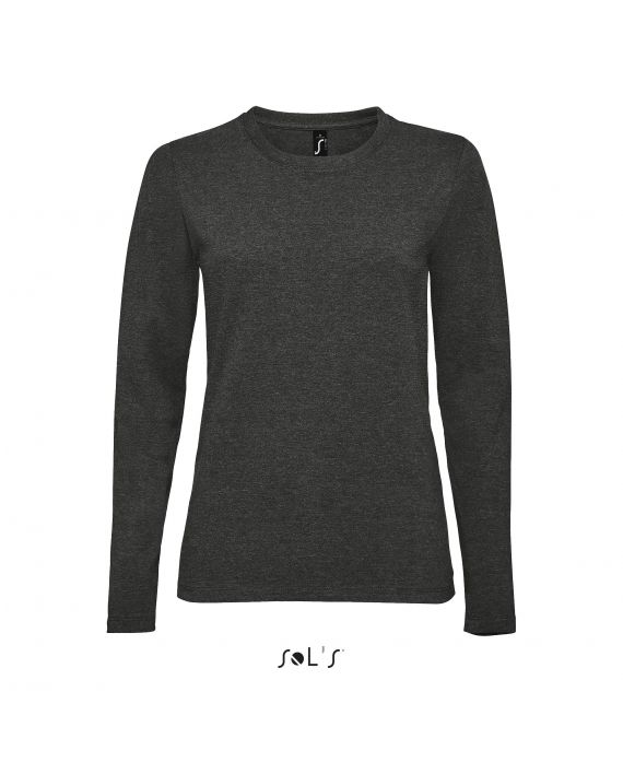 TEE-SHIRT FEMME MANCHES LONGUES IMPERIAL LSL WOMEN