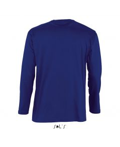 TEE-SHIRT HOMME COL ROND MANCHES LONGUES MONARCH