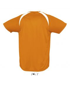 TEE-SHIRT BICOLORE HOMME MATCH