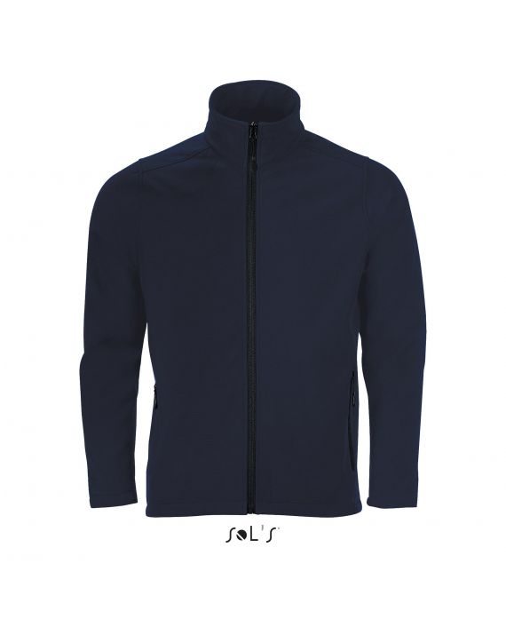 VESTE HOMME ZIPPÉE SOFTSHELL RACE MEN