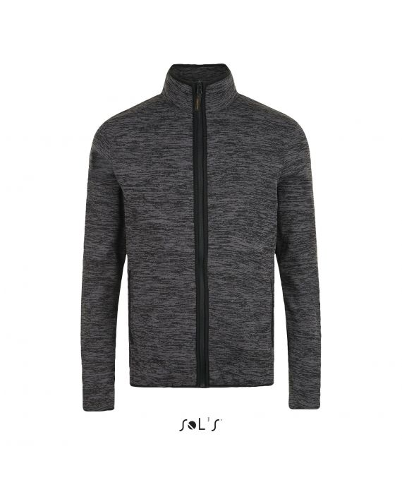 VESTE POLAIRE TRICOT TURBO