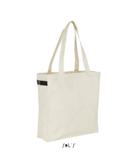 SAC SHOPPING CANVAS LOURD CONCORDE