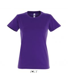 TEE-SHIRT FEMME COL ROND IMPERIAL WOMEN