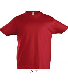 TEE-SHIRT ENFANT COL ROND IMPERIAL KIDS